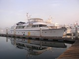MY-LADY-FAYE,-85'-Berger-all-refit-and-maintainance-electrical-by-Ocean-Currents-